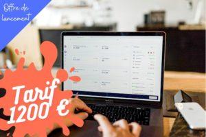 créer un site internet e-boutique plus pas cher à 1200€
